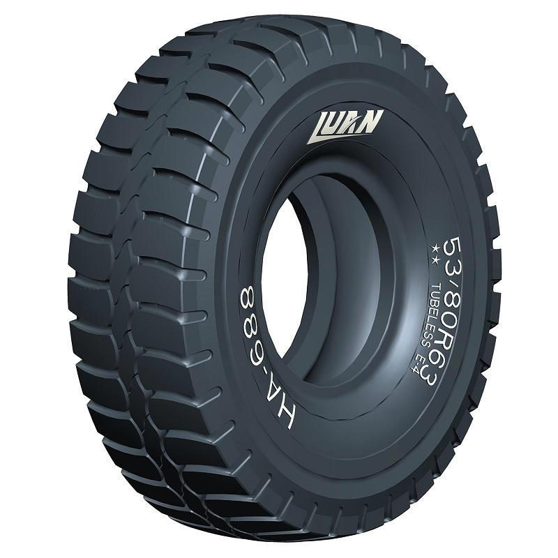 China All-Steel Radial OTR Giant Tyre