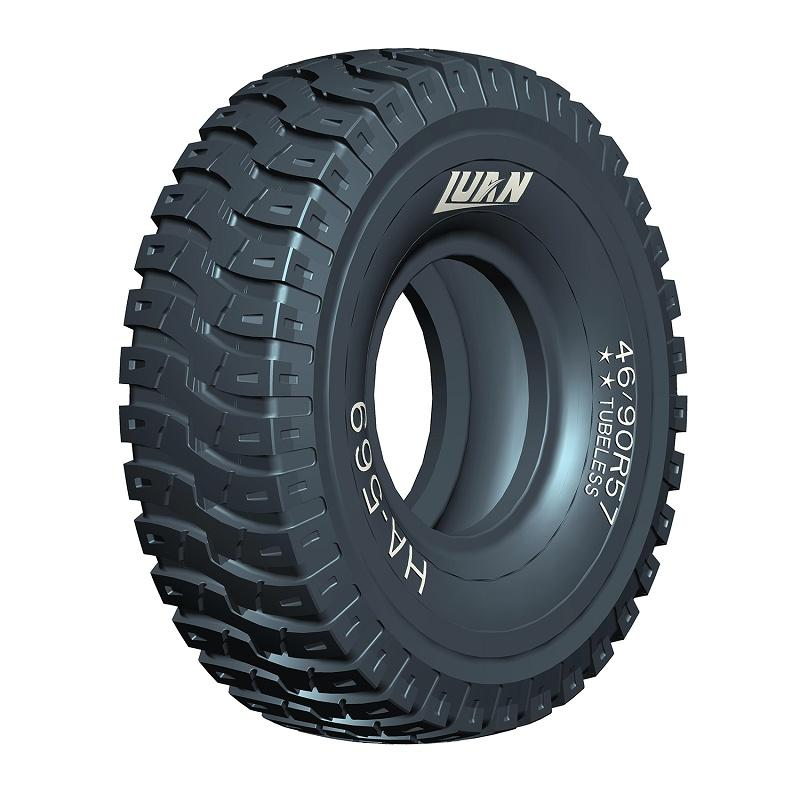 Off-the-road Radial Tires